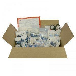 Vulling BHV HACCP Multi Verbandkoffer