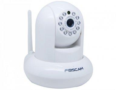 Foscam FI8910W Draadloze IP camera wit