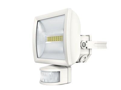theLeda E10 wit, lamp met bewegingssensor 10W