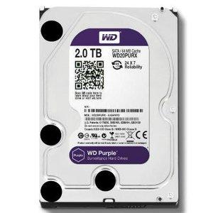 Harde schijf Western Digital Purple 2 TB