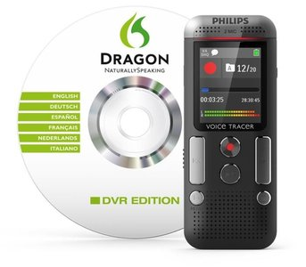 Philips DVT2700 Digitale voice recorder