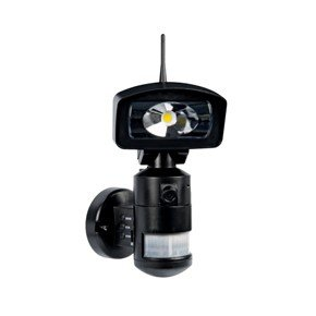 Bewegende lamp met camera, nightwatcher NW-750B