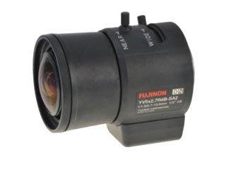 Varifocal Fujinon lens, dag en nacht YV5X2.7R4B-SA2L