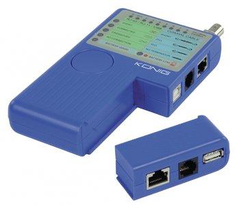 Netwerkkabel tester Multifunctioneel, CMP-RCT21