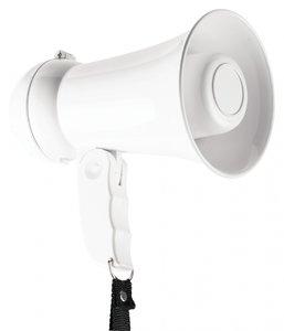 Megafoon 15 W met ingebouwde microfoon!
