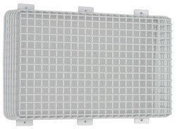 STI noodverlichting beschermkooi 349x548x149 mm