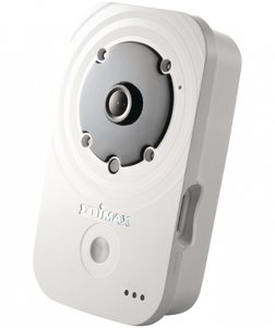 HD IP-Camera Binnen Wit/Zwart