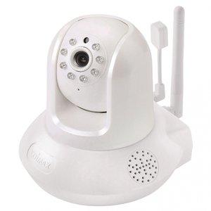 HD Pan-Tilt IP-Camera Binnen Wit