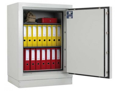 Sistec SPS 117-1 60P brand-en-inbraakwerende kluis met multicode slot