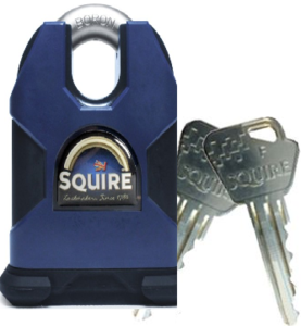 Squire Stronghold hangslot SS80CS