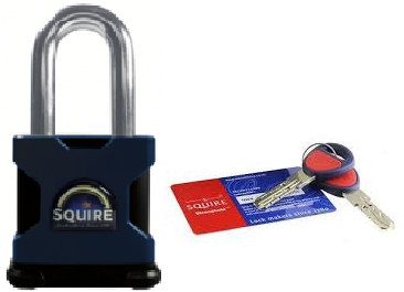 Squire Stronghold SS65S NW4-2.5 inch