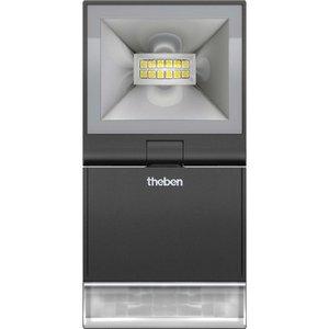 theLeda S10 BK, lamp met bewegingsmelder