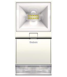 theLeda S10 WH, LED-straler met bewegingsmelder