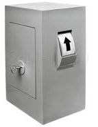 Key Security Box, sleutelafstortsysteem KSB 001
