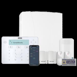 Compleet alarmsysteem, inclusief montage | ACTIEPAKKET