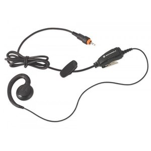 Motorola HKLN4602 oortje met oorhaak voor CLP446 portofoons