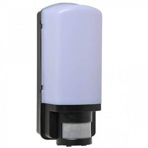 Wandarmatuur sensor lamp, binnen en buiten met PIR + E27 fitting