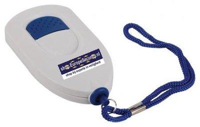 Draagbaar Alarm met 85dB sirene ALRMP40WT