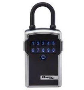 Masterlock 5440, draagbare sleutelkluis met bluetooth