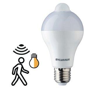 Sylvania Led-Lamp E27 12W 1055lm 3000K, met bewegingssensor